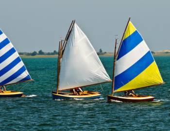 Labor Day Sailing on Cape Cod