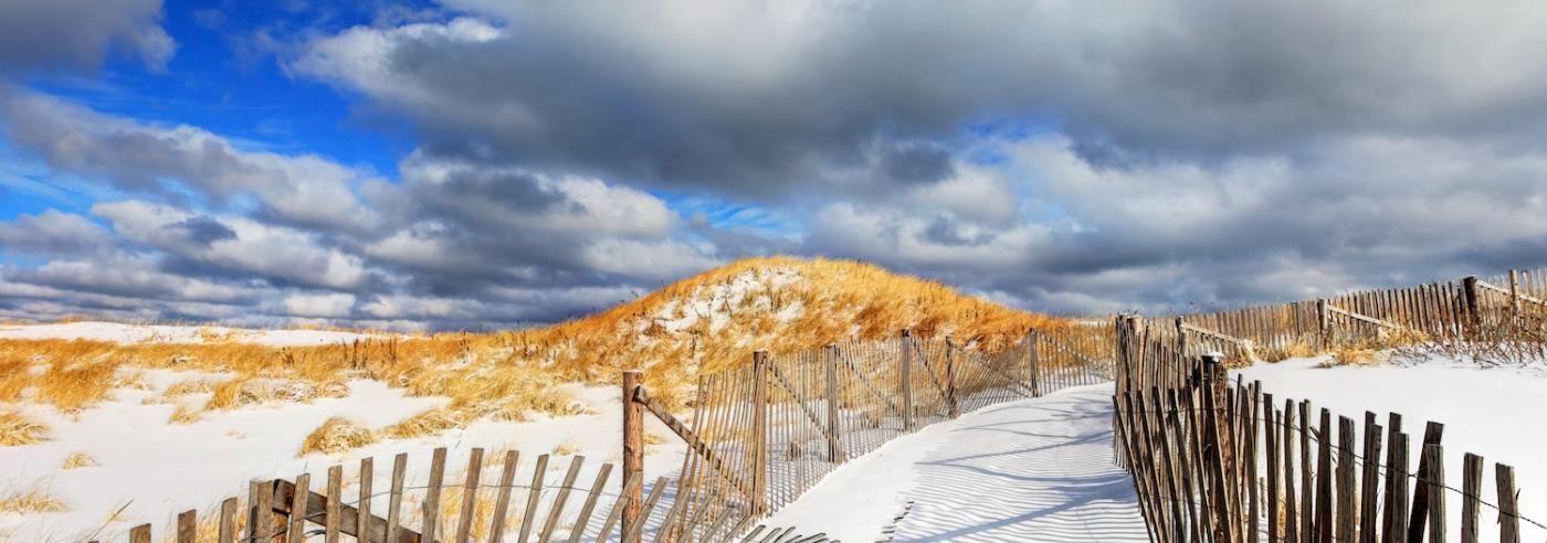Winter in Cape Cod